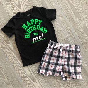 Buy3get1free ⭐️18 Month Summer Outfit